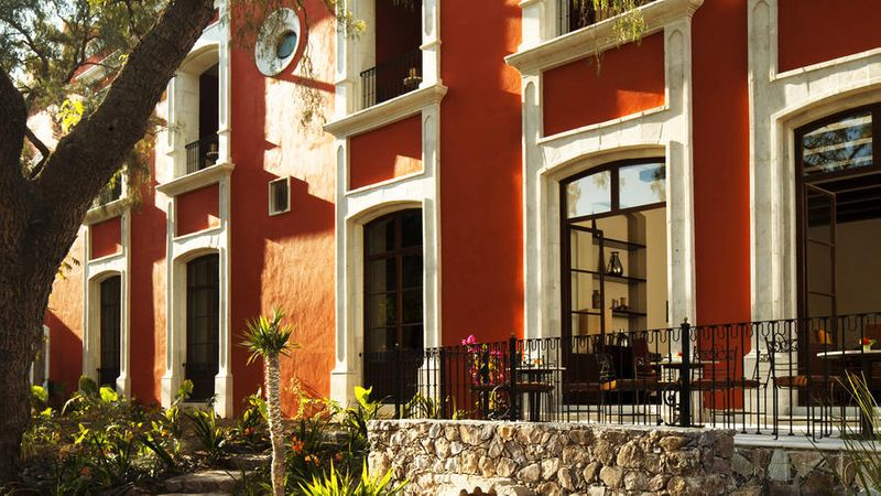 Thanksgiving travel to San Miguel de Allende Mexico Rosewood