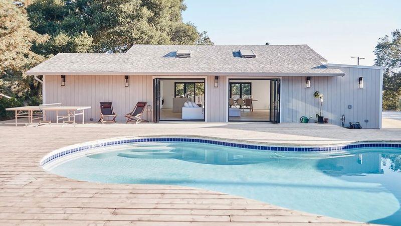 Airbnb Napa And Wine Country Sunset Magazine