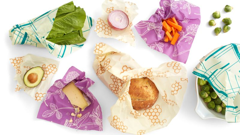 Replace Sandwich Bags and Plastic Wrap