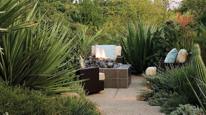 Southwest Backyard Ideas - Sunset Magazine on Southwest Backyard Ideas id=94789