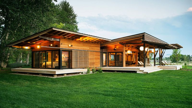Get a Mid-Century Modern Look - Sunset Magazine Ranch Home Before And After Redesign on ranch home remodeling ideas, ranch addition ideas, ranch home exterior remodel, ranch style home makeovers,
