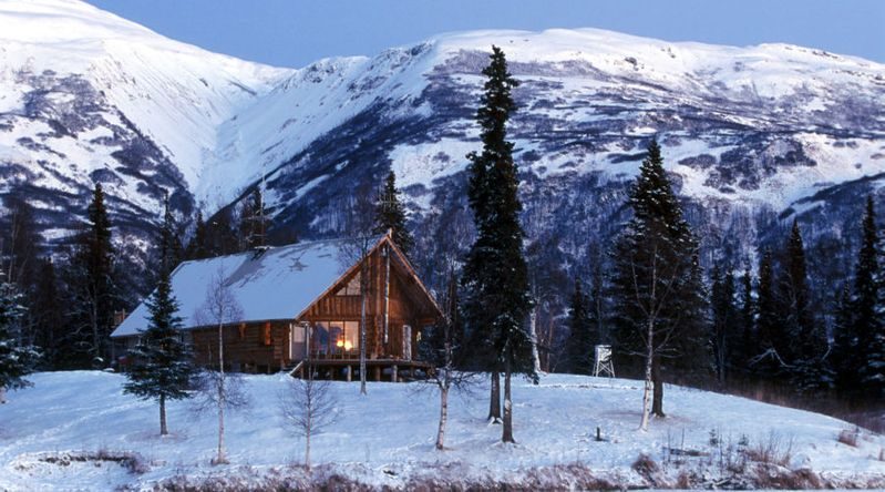 Winterlake Lodge, South-Central Alaskan Wilderness