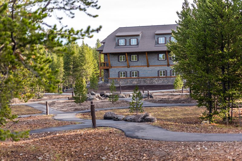 Canyon Lodge & Cabins, Yellowstone National Park, WY