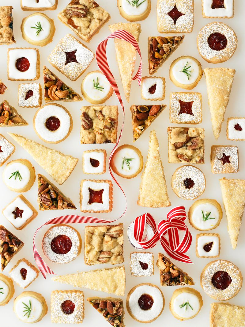 Easy Christmas Cookie Recipes Sunset Magazine