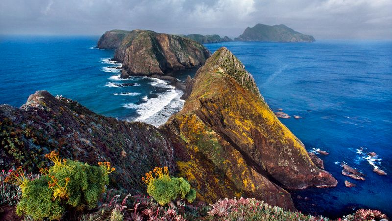 Channel Islands National Park near Ventura, California