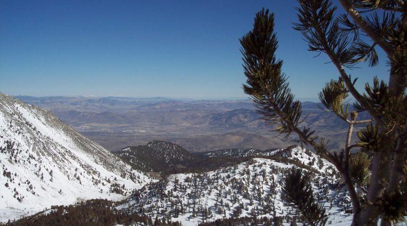 Mount Rose Trail, NV