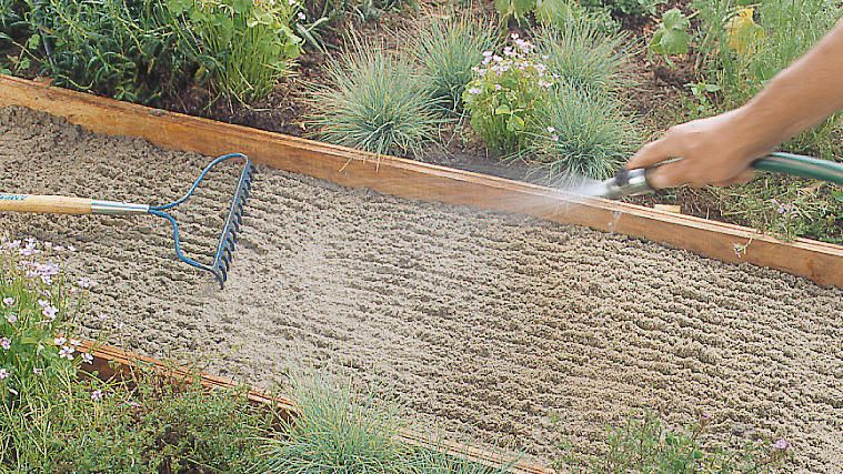 How To Install A Flagstone Path Sunset Magazine