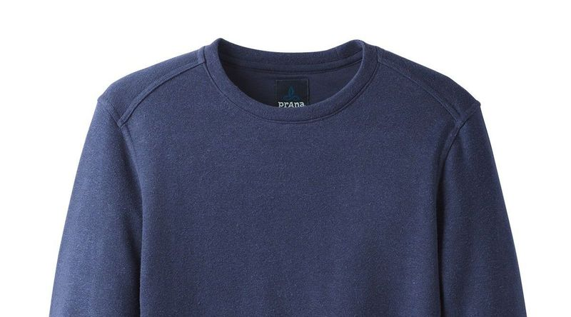 Prana Norcross Crew Sweater