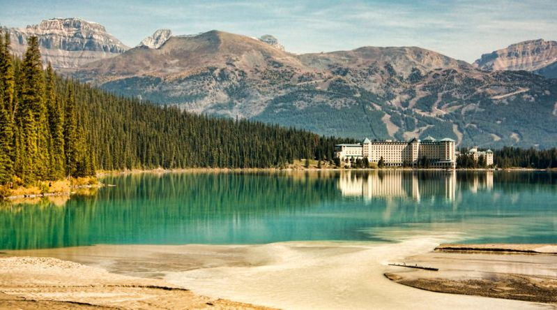 Reflect on Your Love at Lake Louise, Canada