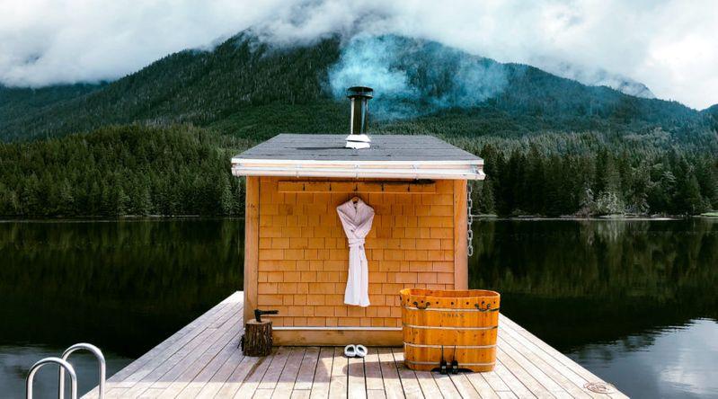 Nimmo Bay Wilderness Resort, Great Bear Rainforest, B.C.