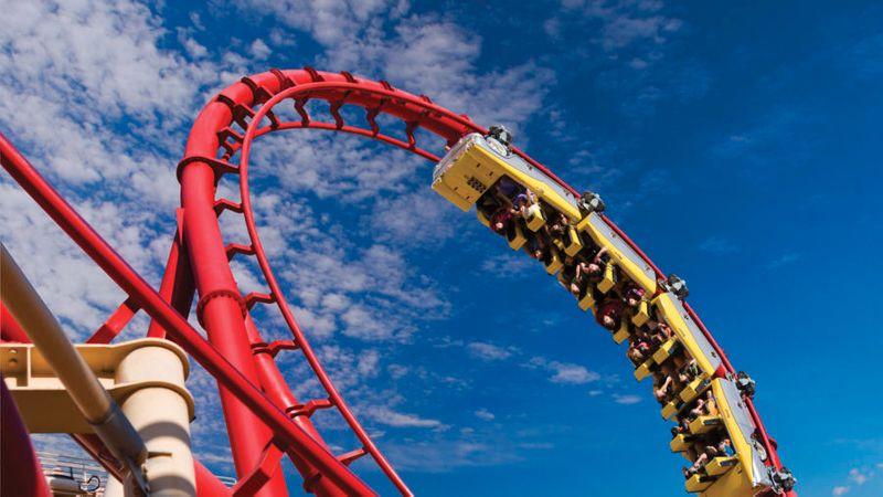 Best Ride: Big Apple Coaster