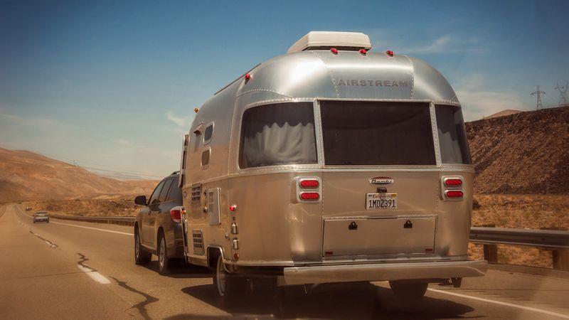 RV Trailer Guide - Sunset Magazine