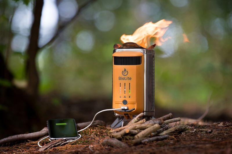 BioLite Phone-Charging Camp Stove