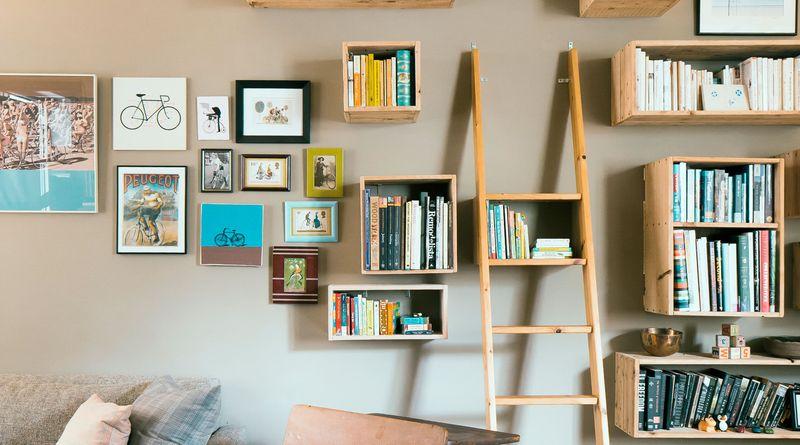 Great Shelf Ideas - Sunset Magazine