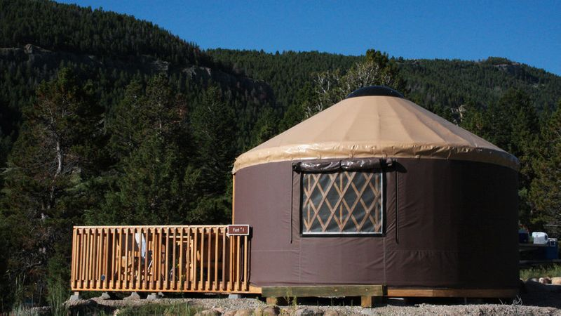 Best Spots For Trailer & Yurt Camping - Sunset Magazine