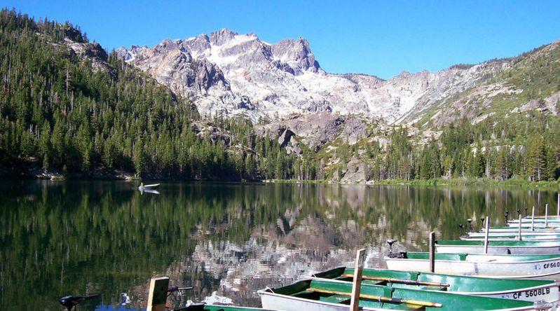Sardine Lake Resort, Sierra City, CA