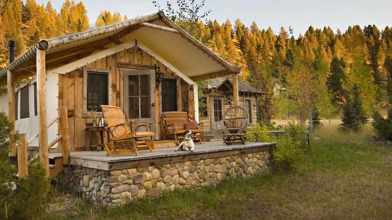 The Ranch at Rock Creek, Philipsburg, MT