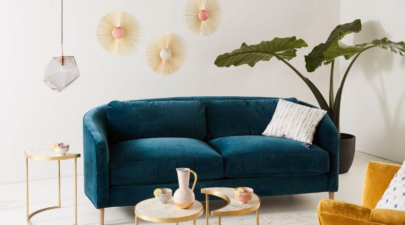 Shop: Corinne Sofa
