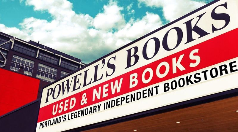 Bookstore: Powell's Books (Portland, OR)