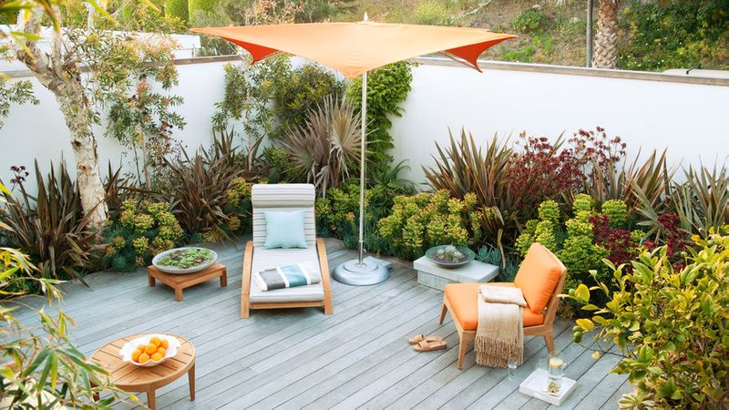 Big Style for Small Yards: Design Ideas to Transform Tiny ... on cheap and easy backyard ideas, best backyard ideas, backyard garden ideas, backyard grill ideas, backyard date night ideas, family backyard ideas, relaxing backyard ideas, backyard retreat ideas,