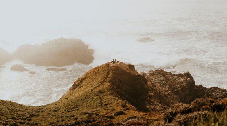 A Surprise in Big Sur
