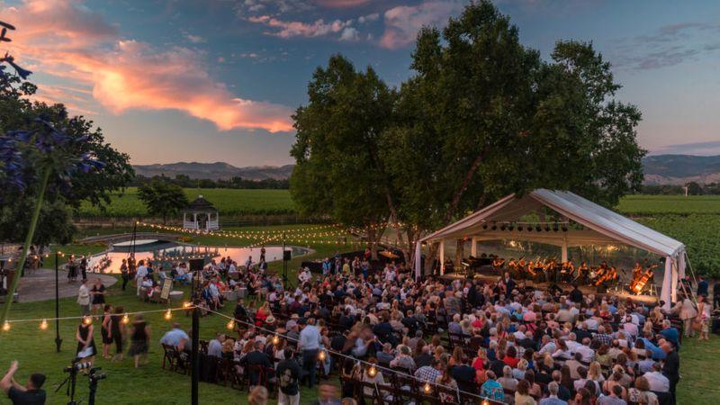 Festival Napa Valley, Napa Valley, CA, Jul 10-21