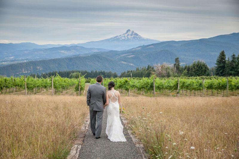 Gorge Crest Vineyards, Underwood, WA