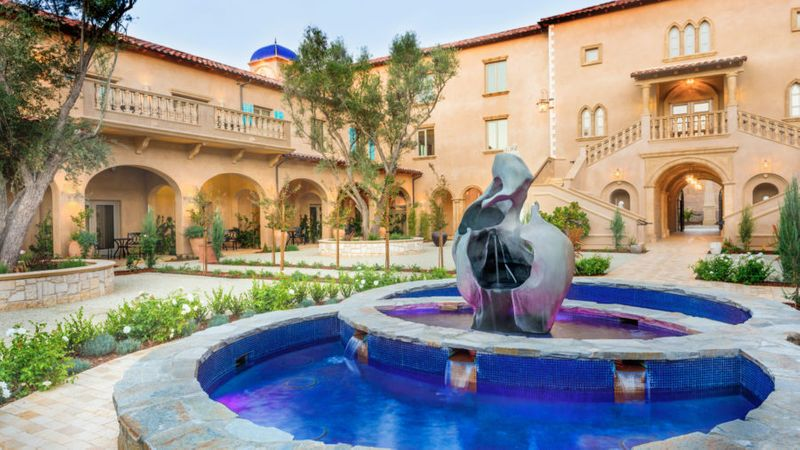 Allegretto Vineyard Resort, Paso Robles, CA
