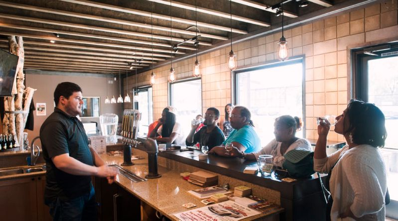 Tieton Cider Works, Yakima, WA
