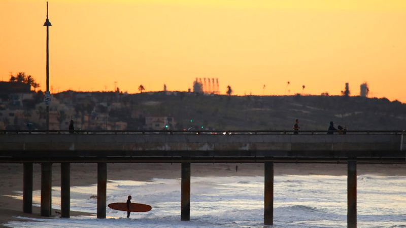 Coastal getaways: Venice, CA