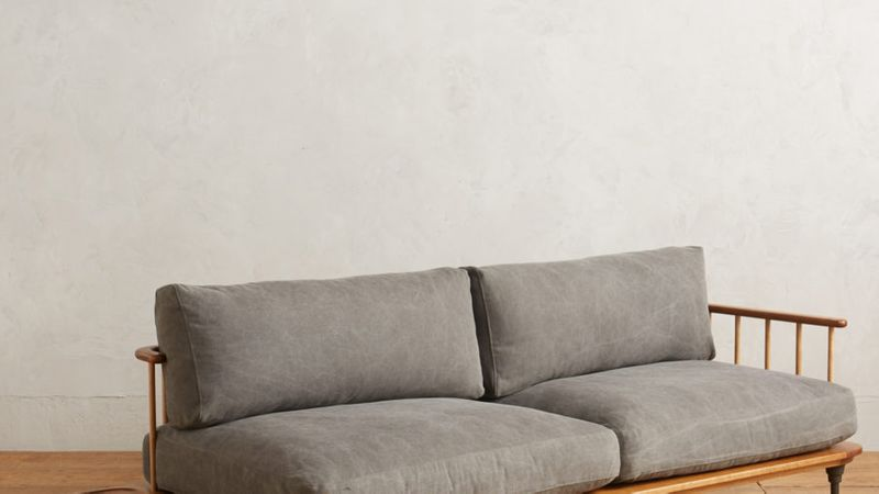 Sofa + Side Table