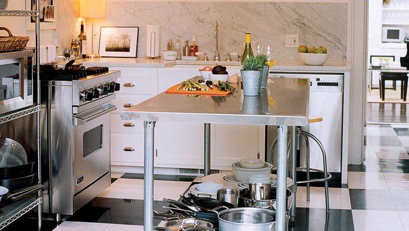 Great Kitchen Design Ideas - Sunset Magazine on