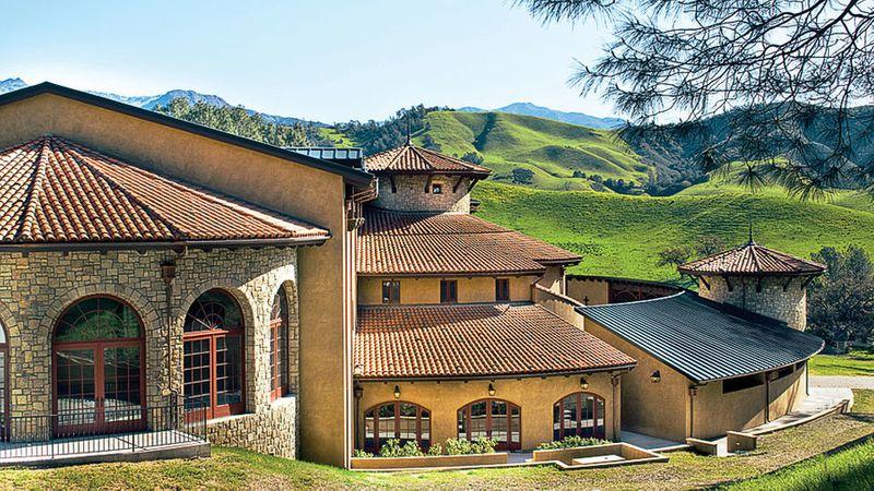 Santa Barbara's secret wine country in Happy Canyon