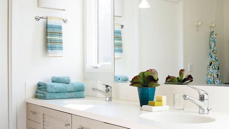 Bathroom Vanity Counter Amp Sink Ideas Sunset Magazine