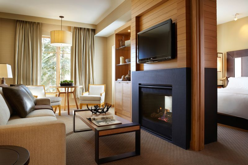 Room at the Viceroy Snowmass, one of the places to travel in Colorado