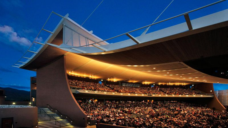 Santa Fe Opera, Santa Fe, NM, Jun 28–Aug 24