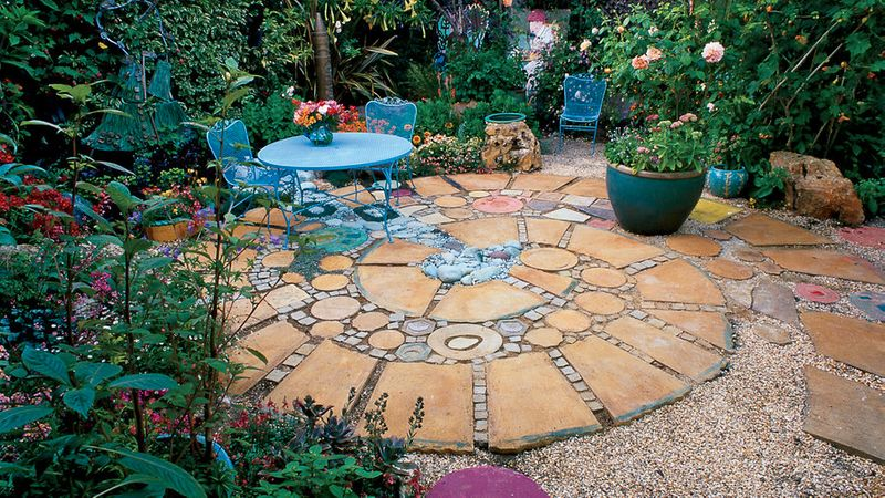 Ideas for Landscaping Stone With for Every Garden in the