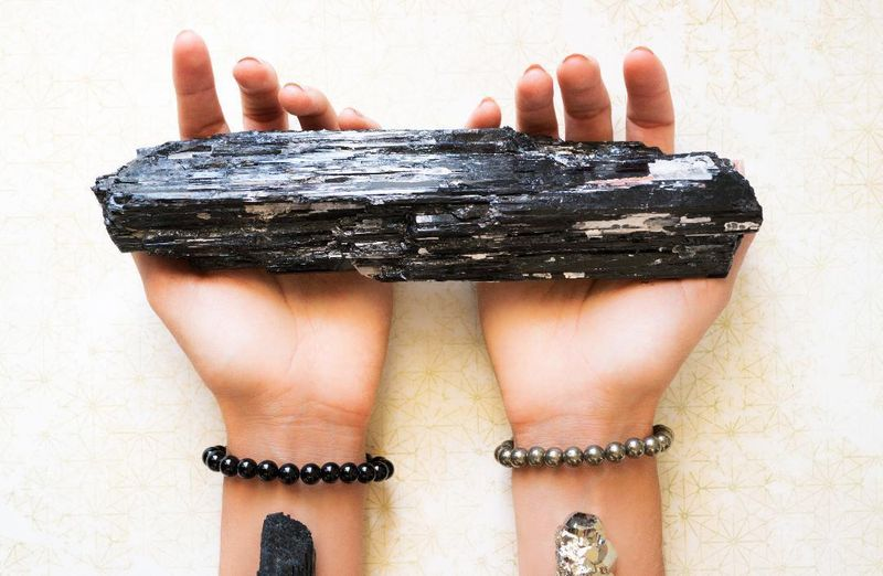 Black Tourmaline for Eliminating Negative Energy