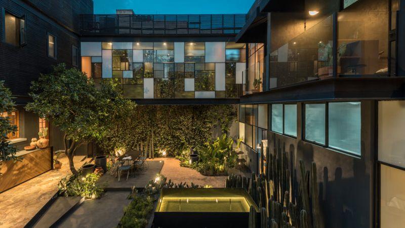For the Urbanite: Mexico City