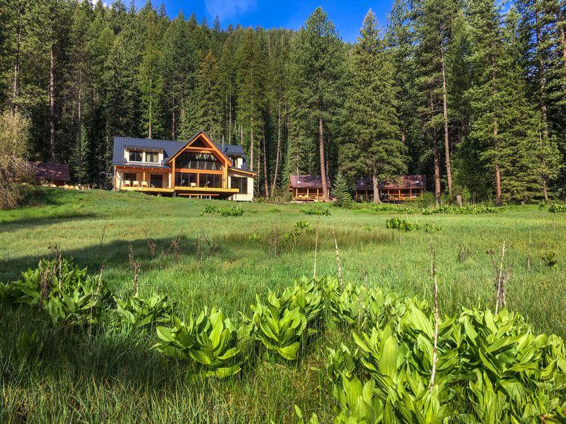 Minam River Lodge, OR