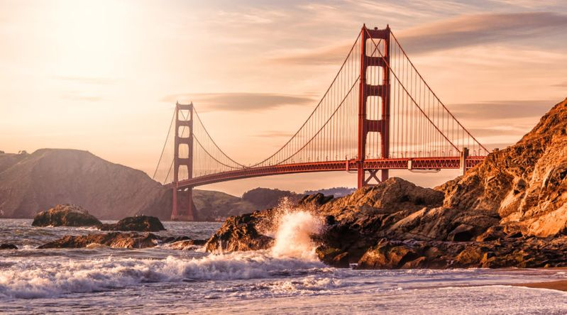 Bridge: Golden Gate Bridge (CA)