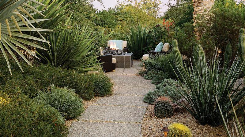 Southwest Backyard Ideas - Sunset Magazine on Southwest Backyard Ideas id=97861