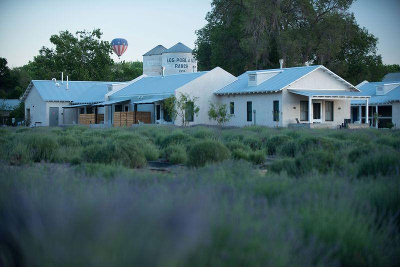 Los Poblanos Historic Inn & Organic Farm, Albuquerque, NM