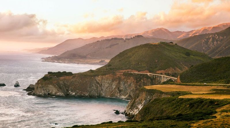 Drive: Pacific Coast Highway (CA Highway 1)