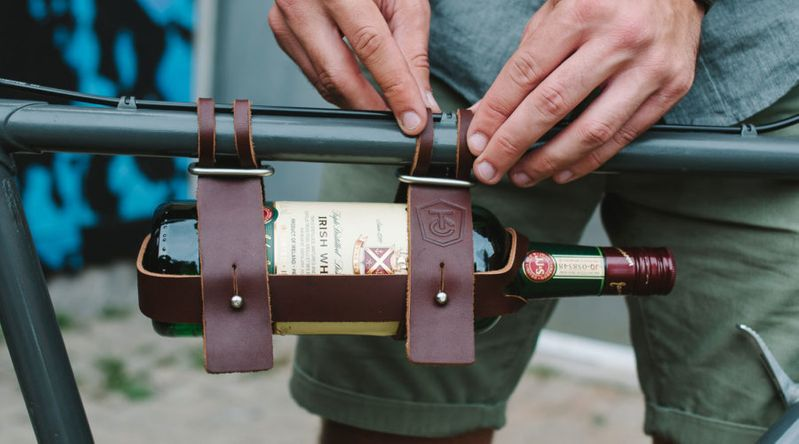 Bicycle Bottle Holster