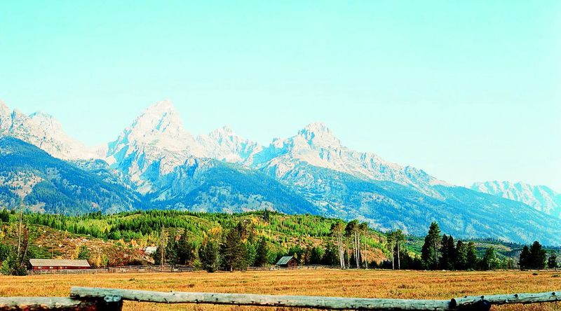 Wyoming: Grand Teton