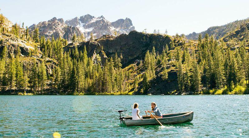 Explore the Lost Sierra, California
