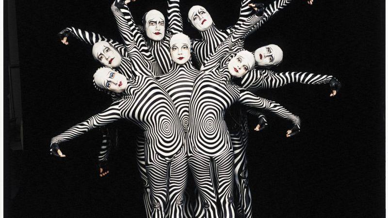 Best Theatrical Show: O by Cirque du Soleil