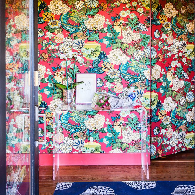 Try Removable Wallpaper