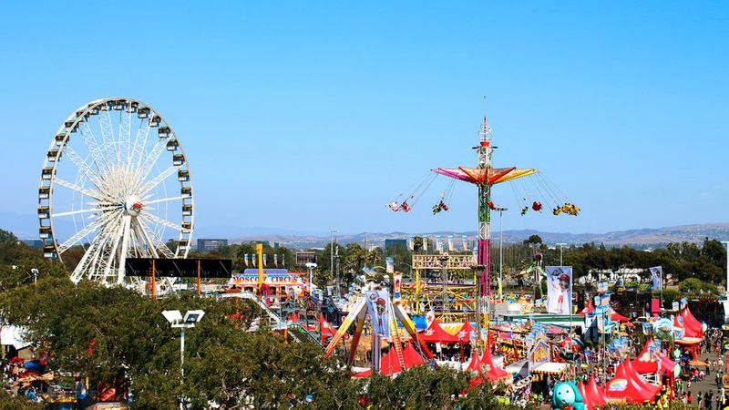 OC Fair, Costa Mesa, CA, Jul 12–Aug 11